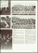 1982 West Bend High School Yearbook Page 54 & 55