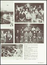 1982 West Bend High School Yearbook Page 58 & 59
