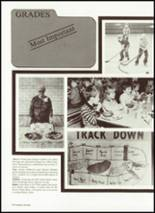 1982 West Bend High School Yearbook Page 68 & 69