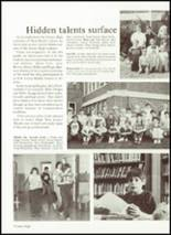 1982 West Bend High School Yearbook Page 74 & 75