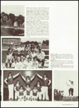1982 West Bend High School Yearbook Page 76 & 77
