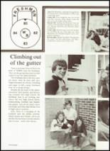 1982 West Bend High School Yearbook Page 82 & 83