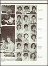 1982 West Bend High School Yearbook Page 86 & 87
