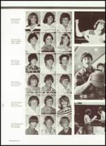 1982 West Bend High School Yearbook Page 88 & 89