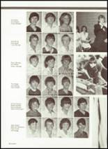 1982 West Bend High School Yearbook Page 92 & 93