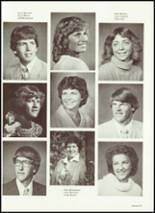 1982 West Bend High School Yearbook Page 94 & 95