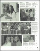 2001 Nashville High School Yearbook Page 12 & 13