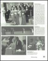 2001 Nashville High School Yearbook Page 16 & 17