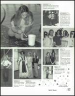 2001 Nashville High School Yearbook Page 20 & 21
