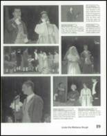 2001 Nashville High School Yearbook Page 22 & 23