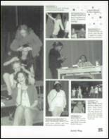 2001 Nashville High School Yearbook Page 28 & 29