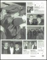 2001 Nashville High School Yearbook Page 34 & 35