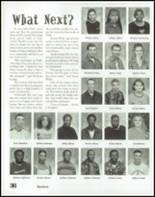 2001 Nashville High School Yearbook Page 40 & 41