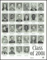 2001 Nashville High School Yearbook Page 44 & 45