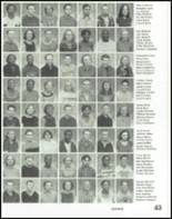 2001 Nashville High School Yearbook Page 46 & 47