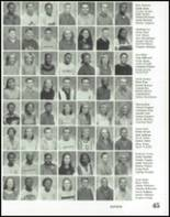 2001 Nashville High School Yearbook Page 48 & 49
