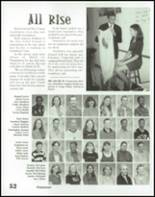 2001 Nashville High School Yearbook Page 56 & 57