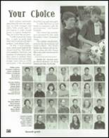 2001 Nashville High School Yearbook Page 62 & 63