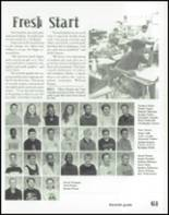 2001 Nashville High School Yearbook Page 64 & 65