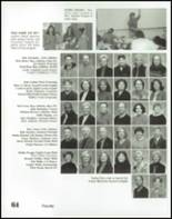 2001 Nashville High School Yearbook Page 68 & 69