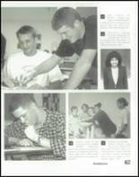 2001 Nashville High School Yearbook Page 70 & 71