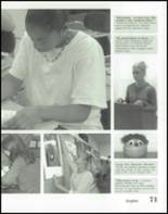 2001 Nashville High School Yearbook Page 74 & 75