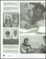 2001 Nashville High School Yearbook Page 76 & 77