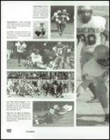2001 Nashville High School Yearbook Page 96 & 97
