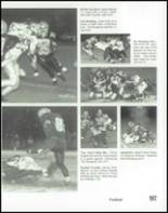 2001 Nashville High School Yearbook Page 100 & 101