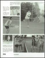 2001 Nashville High School Yearbook Page 108 & 109