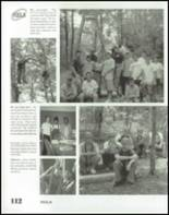 2001 Nashville High School Yearbook Page 116 & 117