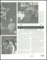 2001 Nashville High School Yearbook Page 118 & 119