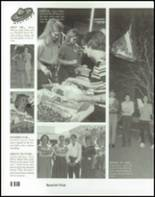 2001 Nashville High School Yearbook Page 122 & 123