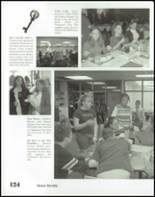 2001 Nashville High School Yearbook Page 128 & 129