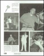 2001 Nashville High School Yearbook Page 130 & 131