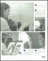 2001 Nashville High School Yearbook Page 142 & 143