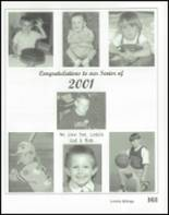 2001 Nashville High School Yearbook Page 164 & 165