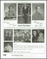 2001 Nashville High School Yearbook Page 172 & 173