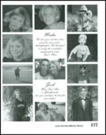 2001 Nashville High School Yearbook Page 180 & 181