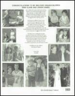 2001 Nashville High School Yearbook Page 186 & 187