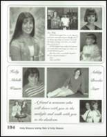 2001 Nashville High School Yearbook Page 198 & 199