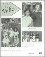2001 Nashville High School Yearbook Page 202 & 203