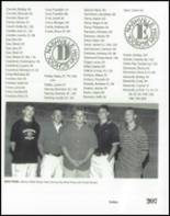 2001 Nashville High School Yearbook Page 210 & 211