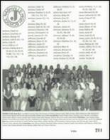 2001 Nashville High School Yearbook Page 214 & 215