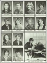 1980 Ashland High School Yearbook Page 16 & 17
