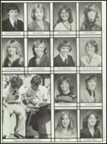 1980 Ashland High School Yearbook Page 18 & 19