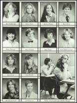 1980 Ashland High School Yearbook Page 24 & 25