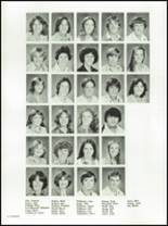 1980 Ashland High School Yearbook Page 36 & 37