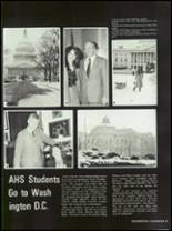 1980 Ashland High School Yearbook Page 46 & 47
