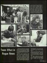 1980 Ashland High School Yearbook Page 54 & 55